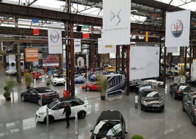 Cabrio Sportscars Messe Düsseldorf