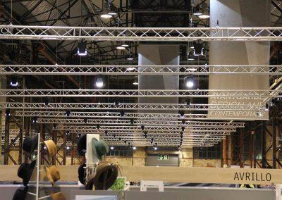 Messetechnik Igedo Düsseldorf