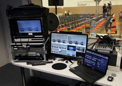 Becker Veranstaltungstechnik Videotechnik Live-Bild