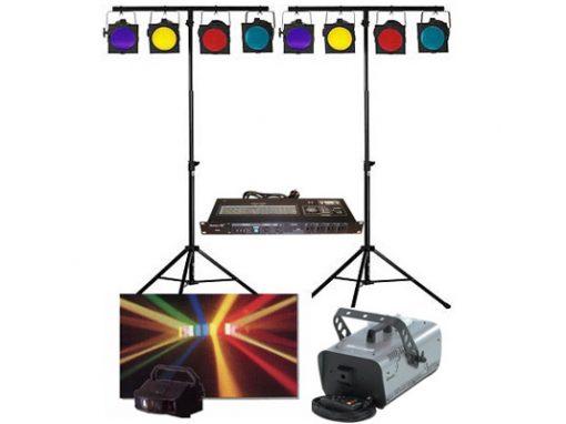 Lichtanlage 2