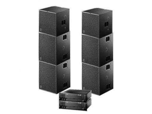 Konzertanlage – d&b Audio C7
