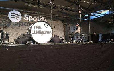 Spotify: The Lumineers im Boui-Boui-Bilk, Düsseldorf
