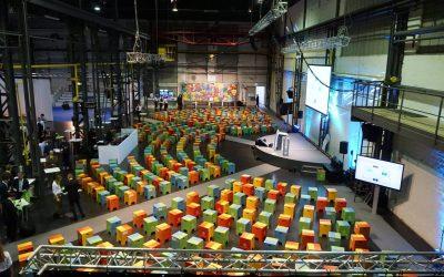Bayer AG: Tagungstechnik für eine besondere Tagung