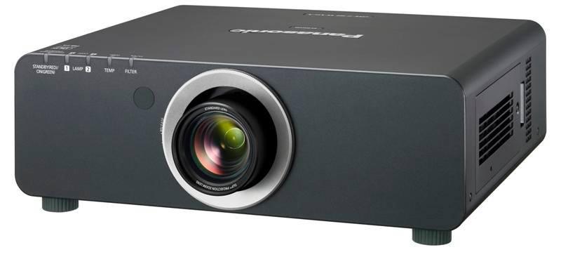 Neu in der Vermietung: Full-HD Projektoren von Panasonic