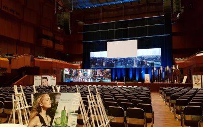 BEVT in der Alten Oper Frankfurt für Douglas Tagung