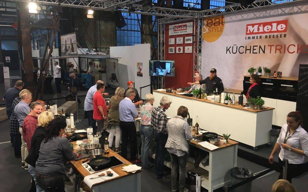 Messe: Eat & Style in Düsseldorf