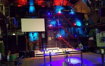 Kick Off Event im Alten Kesselhaus