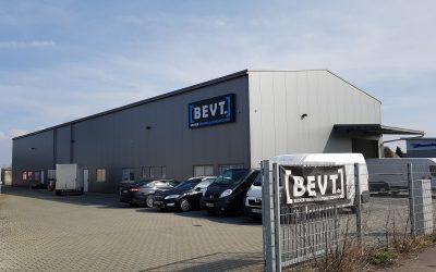 BEVT gibt´s jetzt auch in Düssedorf!