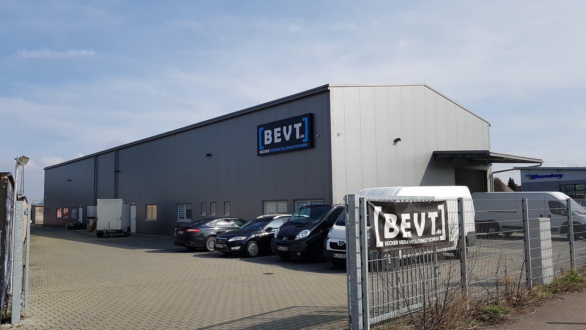 BEVT Becker Veranstaltungstechnik