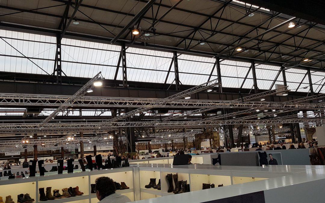 Gallery Shoes Messe in Düsseldorf