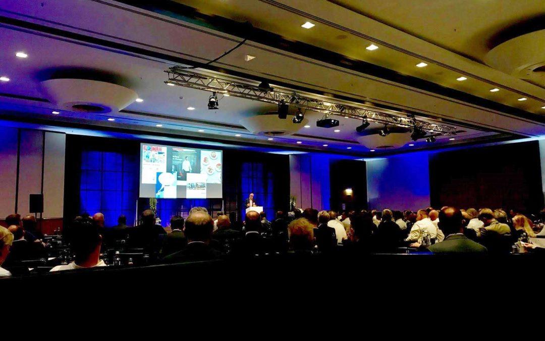 Tagungstechnik für das Interconti in Düsseldorf