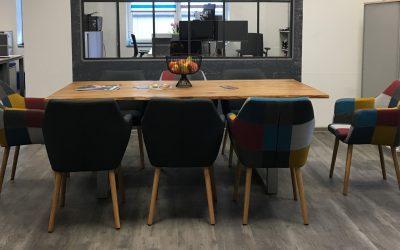 Die neue Büroetage!