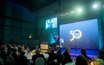50 Jahre Messe Boot Düsseldorf