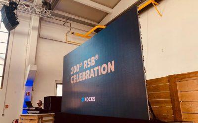 KOCKS Event in der Glühofenhalle